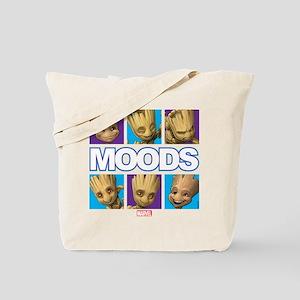 GOTG Groot Moods Tote Bag