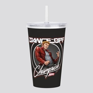 GOTG Dance Champ Acrylic Double-wall Tumbler