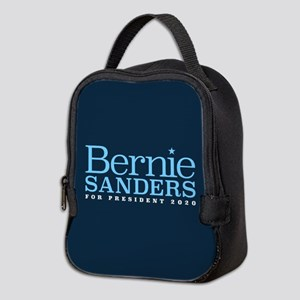 Bernie Sanders 2020 Neoprene Lunch Bag