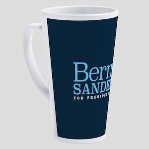 Bernie Sanders 2020 17 oz Latte Mug