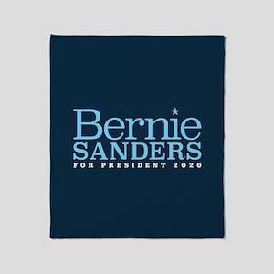Bernie Sanders 2020 Throw Blanket