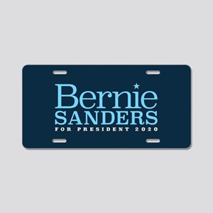 Bernie Sanders 2020 Aluminum License Plate
