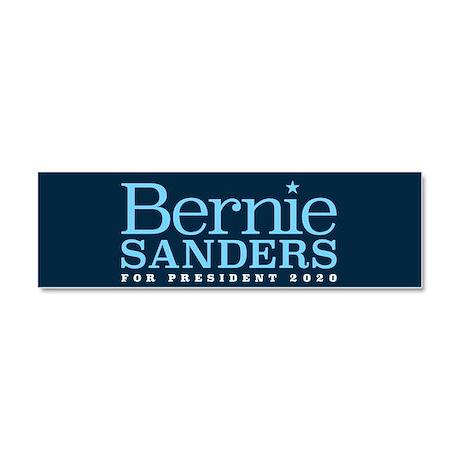 bernie sanders 2020 car magnet 10 x 3 by elections2020