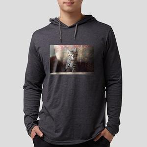 Kitten Long Sleeve T-Shirt