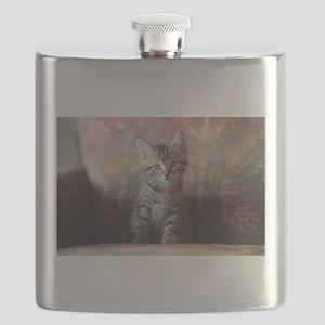 Kitten Flask