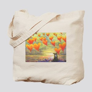 Thinking of You (with love) Tote Bag