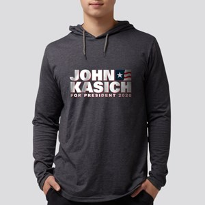 John Kasich 2020 Mens Hooded Shirt