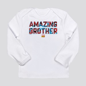 Spider-Man Brother Long Sleeve Infant T-Shirt