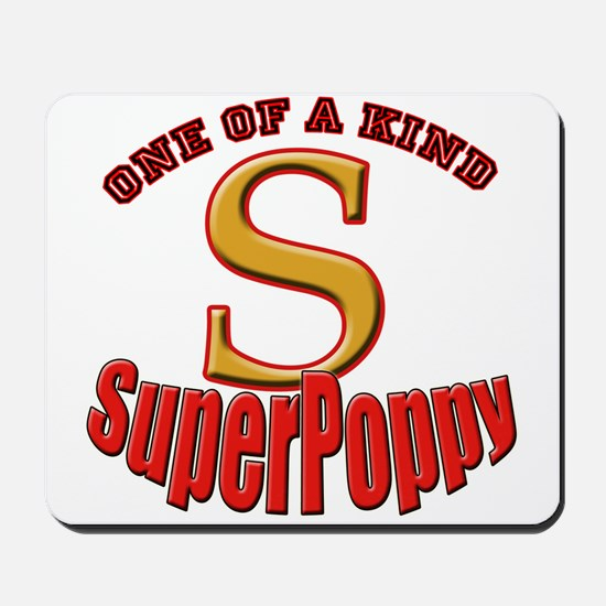 click to view SuperPoppy Mousepad