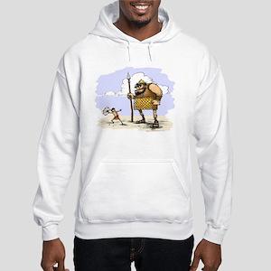 David & Goliath Hooded Sweatshirt