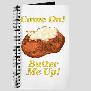 Butter Me Up! Journal