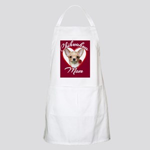 Chihuahua Mom Light Apron