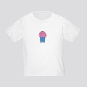 """Toddler """"Little Cupcake"""" Tee (Mommy & Me Set)"""