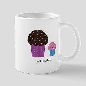 """Got Cupcakes"" Mug"