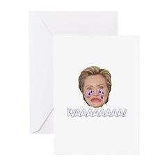 Waaaaaaaaaaa! Greeting Cards (Pk of 10)