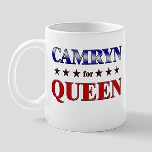 CAMRYN for queen Mug