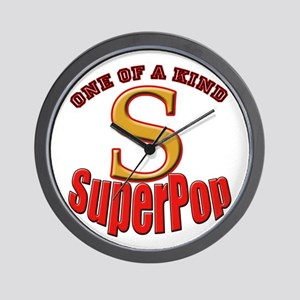 click to view SuperPop Wall Clock