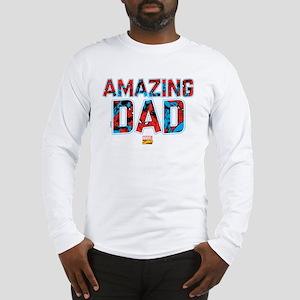 Spider-Man Dad Long Sleeve T-Shirt