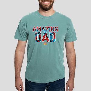 Spider-Man Dad Mens Comfort Colors Shirt