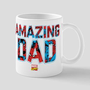 Spider-Man Dad 11 oz Ceramic Mug