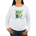 I've Got Crackers Women's Long Sleeve T-Shirt