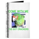 I've Got Crackers Journal