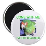 I've Got Crackers Magnet