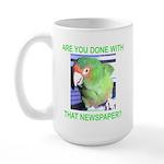 Useful Newspaper Large Mug