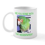 Useful Newspaper Mug