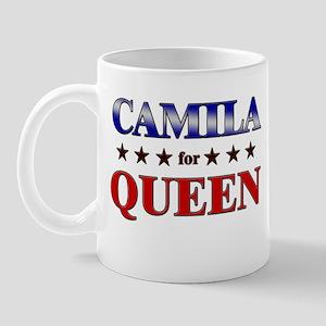 CAMILA for queen Mug