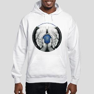 Heaven's Circle Hooded Sweatshirt