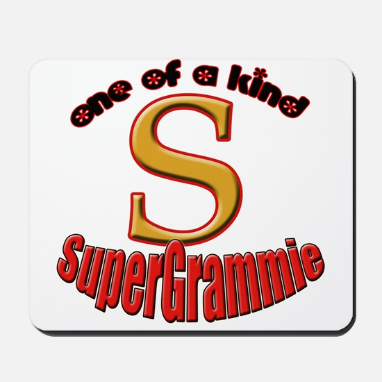 click to view Super Grammie Mousepad