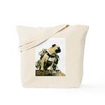 Vinny the Pug Tote Bag