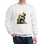 Vinny the Pug Sweatshirt