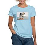 Vinny the Pug Women's Light T-Shirt