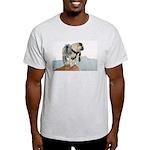 Vinny the Pug Light T-Shirt