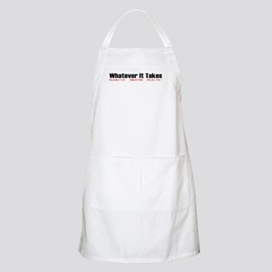 """Whatever It Takes"" BBQ Apron"