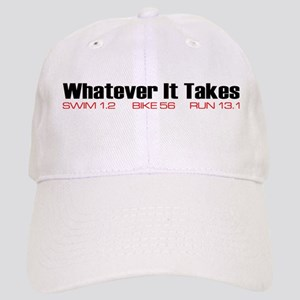 """Whatever It Takes"" Cap"