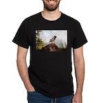 Vinny the Pug Dark T-Shirt