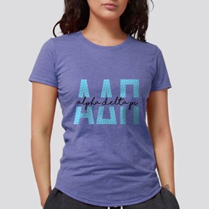 Alpha Delta Pi Polka Dots T-Shirt