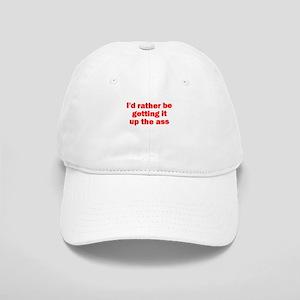 Up the Ass Cap