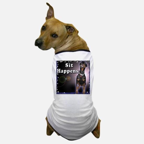 NO YOU SIT Dog T-Shirt