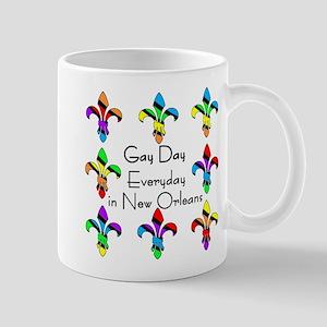 Every Day is gay Mug