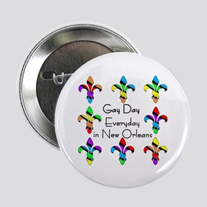 """Every Day is gay 2.25"""" Button"""