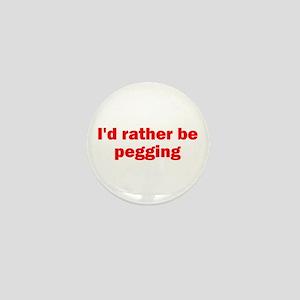 Pegging Mini Button