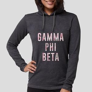 Gamma Phi Beta Carnation Long Sleeve T-Shirt