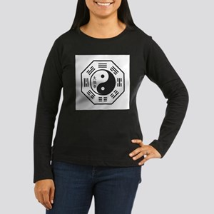 Tai Chi Symbol Long Sleeve T-Shirt