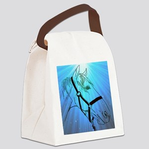 cheval Canvas Lunch Bag
