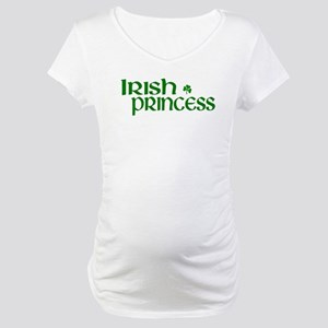 Irish Princess Maternity T-Shirt
