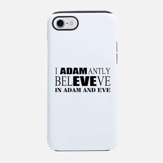Religion belief iPhone 8/7 Tough Case